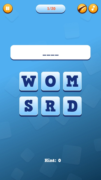 Guess the Word - Fun Game screenshot-4