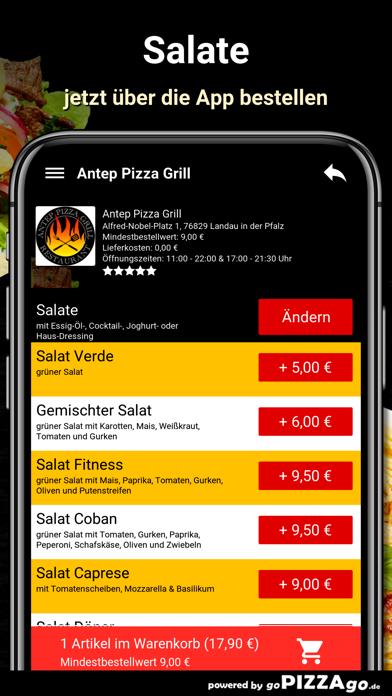 Antep Pizza Grill Landau screenshot 5
