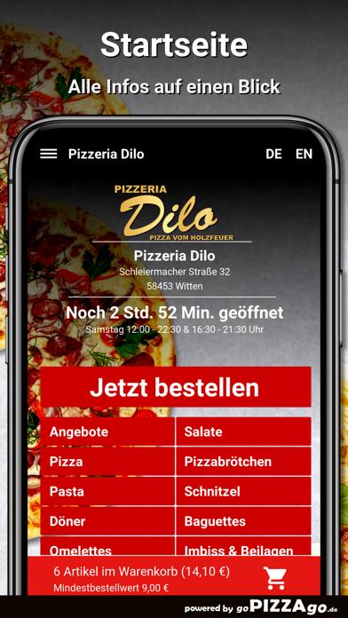 Dilo Witten Pizzeria screenshot 2