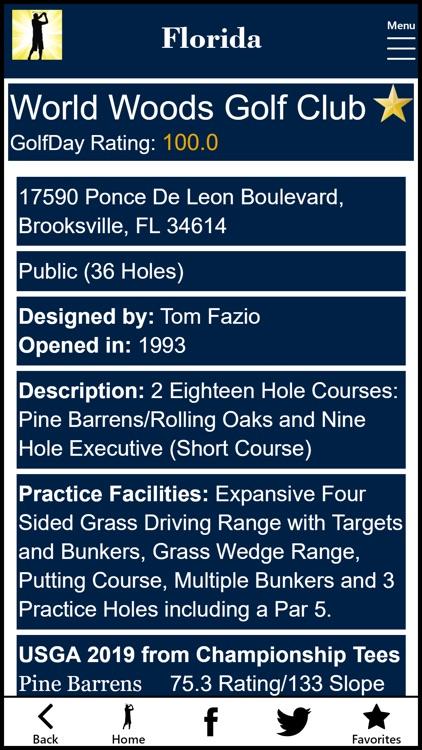 GolfDay Florida screenshot-7
