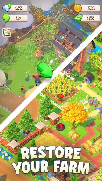 Hay Day Pop: Puzzles & Farms