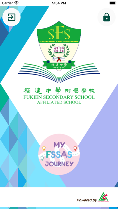 My FSSAS Journey屏幕截图2