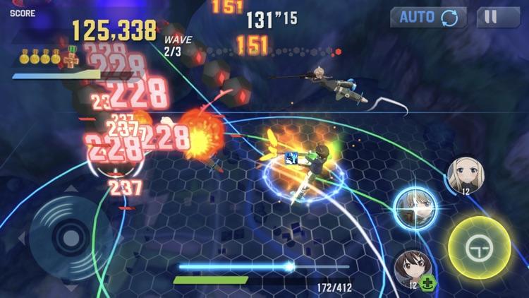 ワールドウィッチーズ UNITED FRONT(ユナフロ) screenshot-0