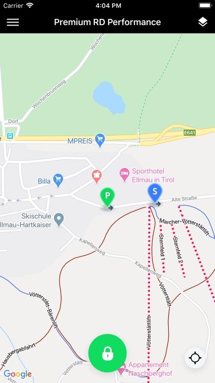 Granville GPS Tracker screenshot-3
