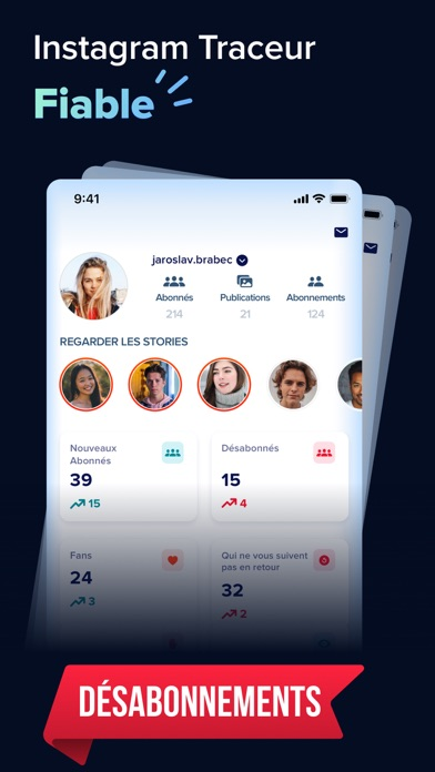 messages.download Yupi - Reports pour Instagram software