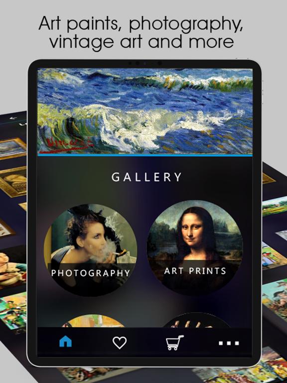Art World - AR Art Gallery screenshot 10