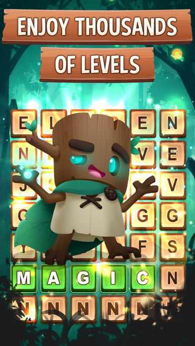 Spell Forest - Word Adventure screenshot 1