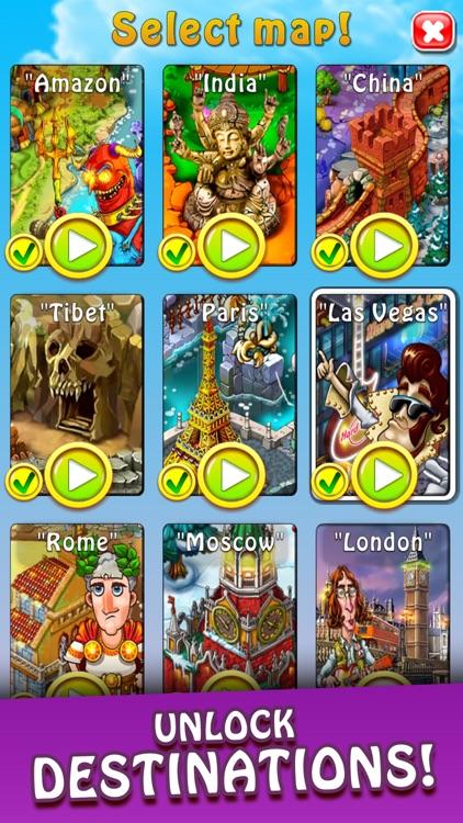 Magica! Match 3 Puzzles games screenshot-7