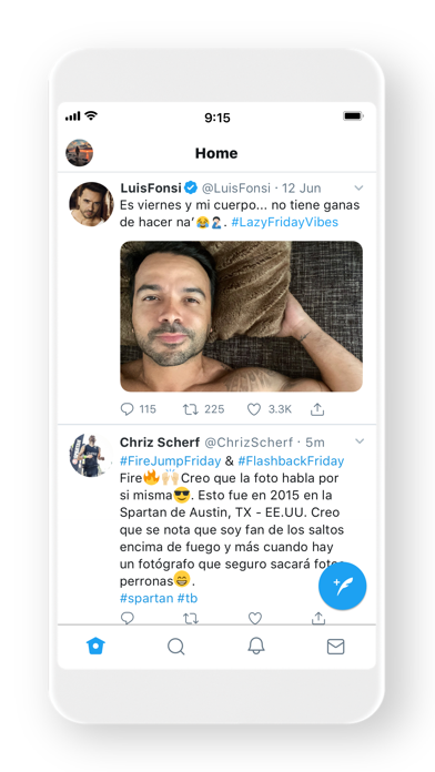 Descargar Twitter para Android