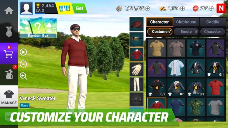 Golf King - World Tour screenshot-4