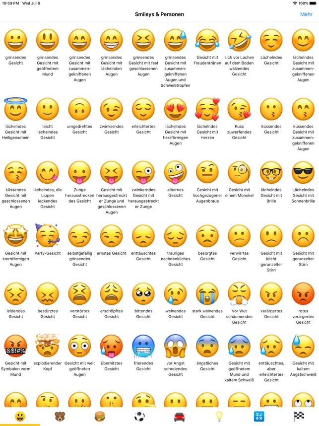 Und bedeutung emoji 🗑️ Papierkorb