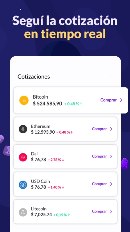 Ripio Bitcoin y Criptomonedas