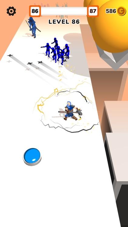 Crowd Master 3D screenshot-9