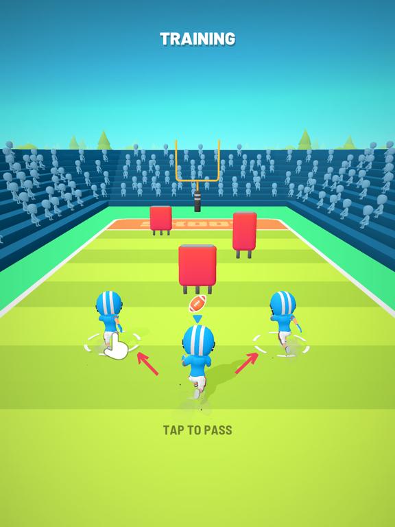 Football Story 3D screenshot 8