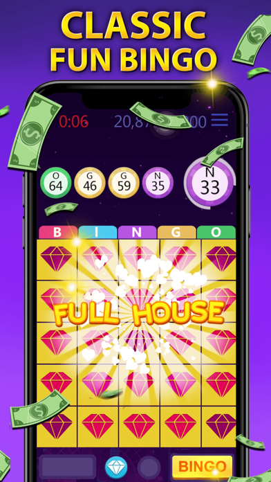 Bingo Clash: Win Real Cash screenshot 1