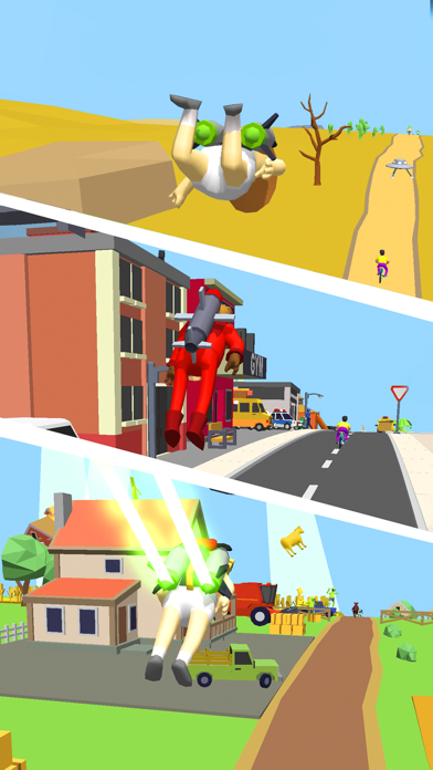 Bike Hop: Crazy BMX Jump 3D på PC