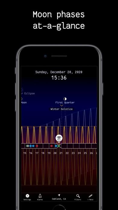 Suntime — Sun Moon Timeline Screenshots