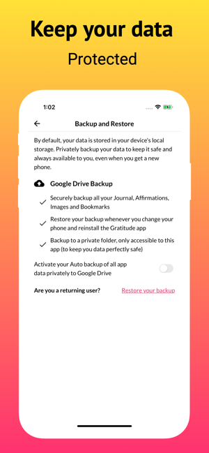 Gratitude Happiness Journal On The App Store