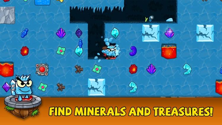 Digger 2: dig minerals screenshot-0