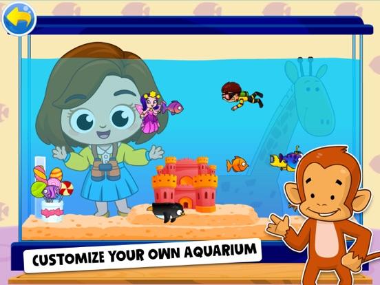 Baby Town: Preschool Math Zoo screenshot 10