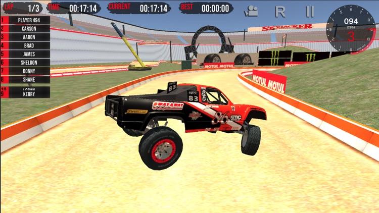 Offroad Trophy Truck Racing screenshot-4