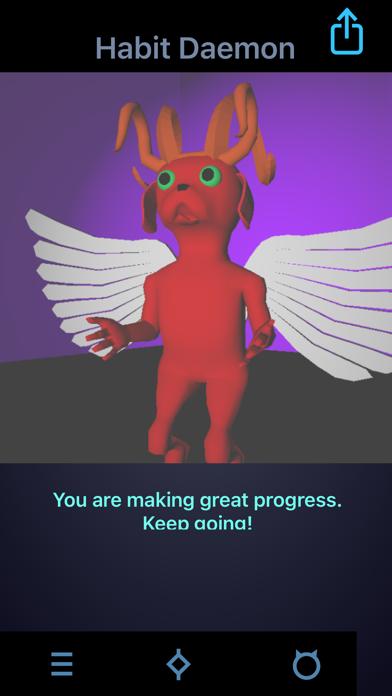 Habit Daemon screenshot 4
