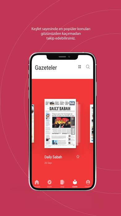 messages.download Türk Telekom e-dergi software