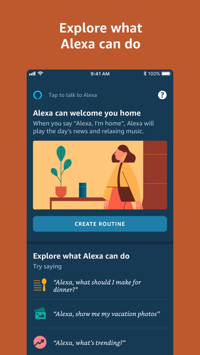messages.download Amazon Alexa software
