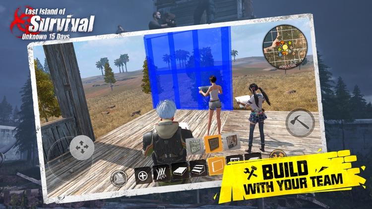 Last Island of Survival screenshot-0