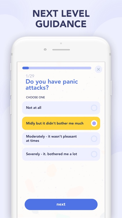 Breeze: mood tracker, diary screenshot-3