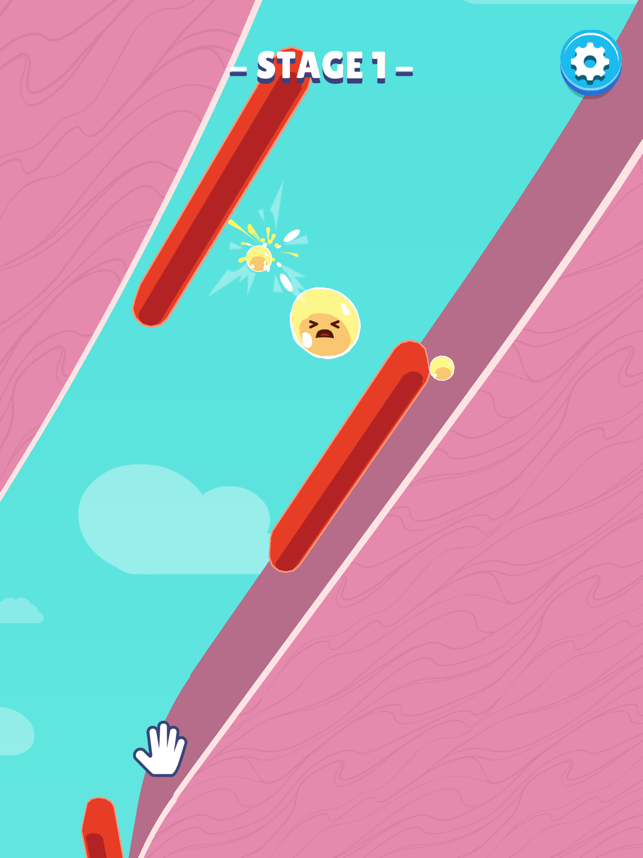 Blob Merge, game for IOS