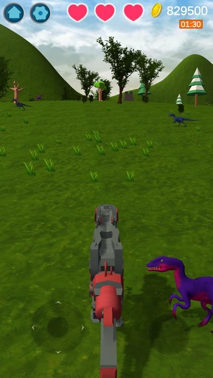 Mechanical Dinosaurs Assembled screenshot-4