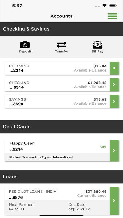 Woodforest Mobile Banking