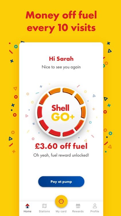 Shell screenshot-0