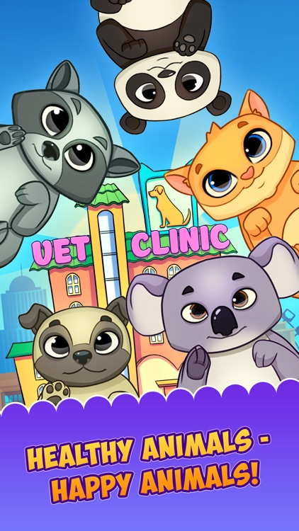 Doctor Pets: Educational games screenshot-4
