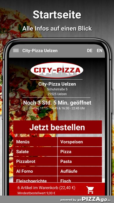 Pizza da Leonardo München screenshot 2