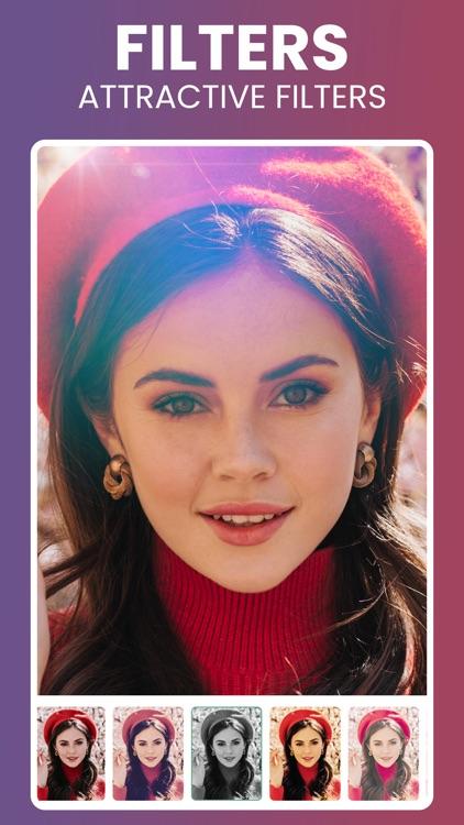 Face Changer- Cut Paste Photos screenshot-4