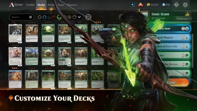Magic: The Gathering Arena screenshot 5