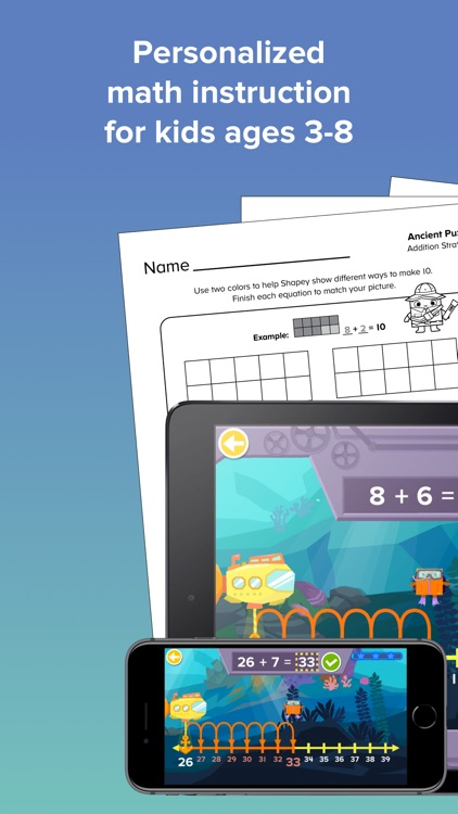 My Math Academy screenshot-0