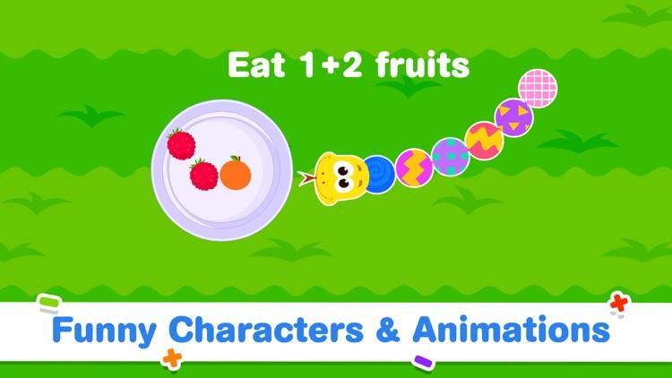Addition Subtraction for Kids! screenshot-6