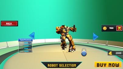 Incredible Robot Hero Monster screenshot 2