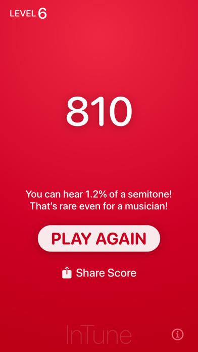 InTune – Tuning Practice Screenshots