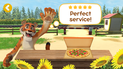 Screen Shot Masha and the Bear Pizzeria! 8