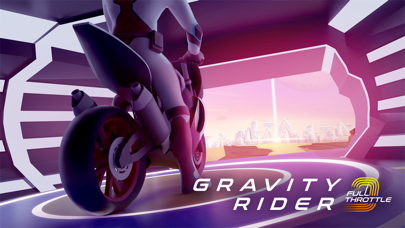 Gravity Rider: Full Throttle