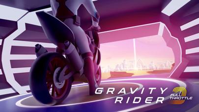 Gravity Rider: Full Throttle Screenshots