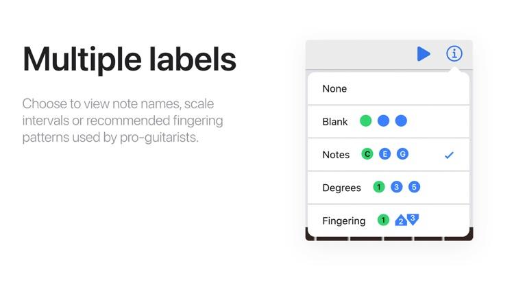 Guitar Scale Finder Tool screenshot-4