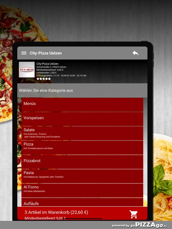 Pizza da Leonardo München screenshot 8