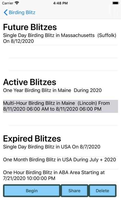 Birding Blitz screenshot-8