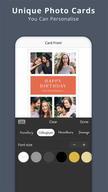 Postcard App - PostSnap USA screenshot-6