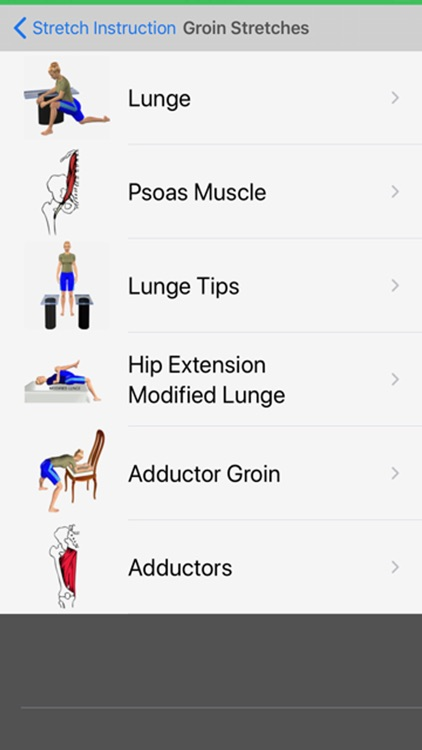 Stretch For Pain Relief Lower screenshot-5